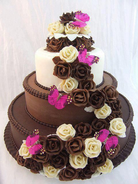 Art Choclat Cake