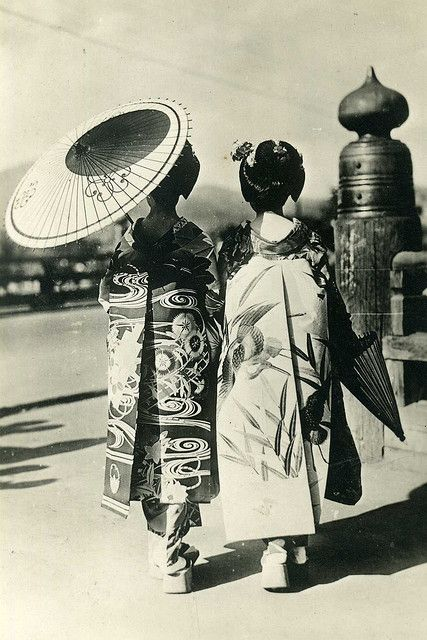 Kimonos  by born1945, via Flickr