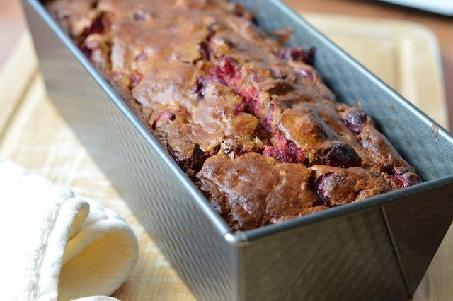 Pompoen Cranberry Brood | Oerkracht - Paleo, Puur & meer