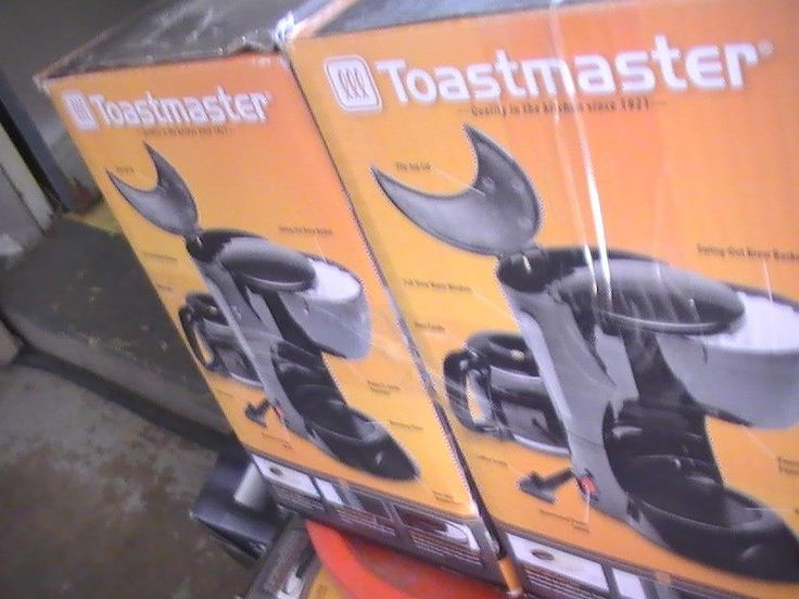 3~Toastmaster 5 cup coffee makers~make an offer today please #Toastmaster