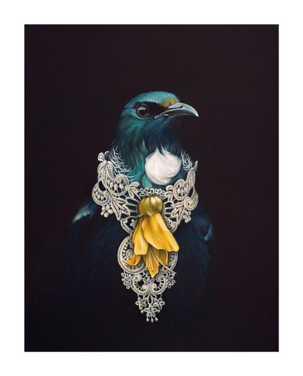 She of The Kowhai Tree | Jane Crisp
