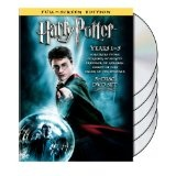 Harry Potter: Years One-Five (Full Screen Edition) (DVD)By Daniel Radcliffe
