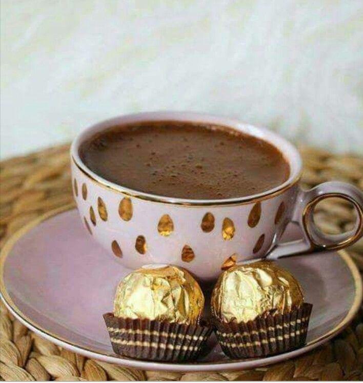 Свадьбу, картинки кофе со сладостями