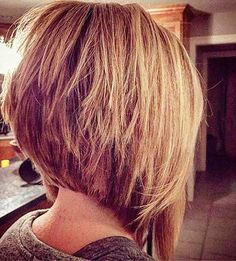 17.Short Bob Hairstyle For Women