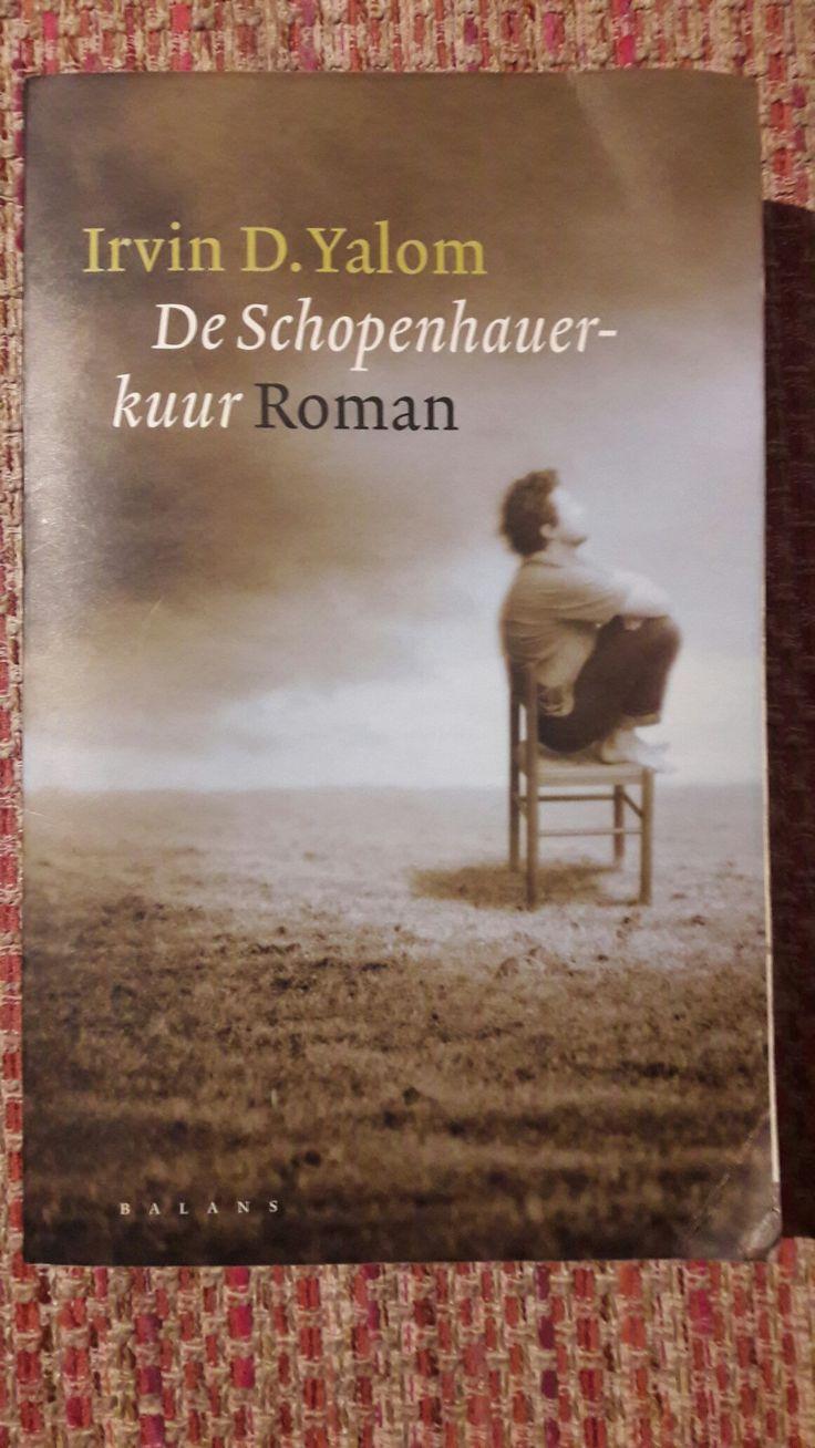 Yalom- De Schopenhauerkuur