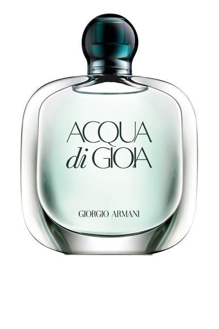 The paper sample I smelled seemed light and fresh. I'd love to get a better whiff of it, because the paper was lovely.  Acqua di Gioia from Giorgio Armani.