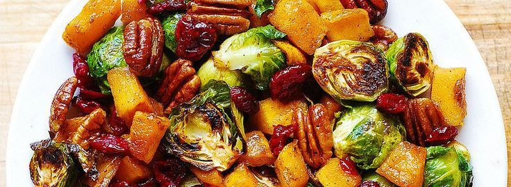 Festive Roasted Brussels Sprouts   – Sides – #Brussels #festive #Roasted #sides …   – Roast Recipes