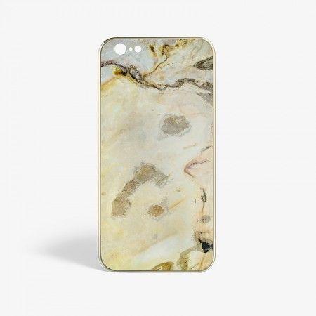 Kamienne etui na iPhone Roxxlyn to elegancka i ponadczasowa ochrona na telefon z naturalnego kamienia