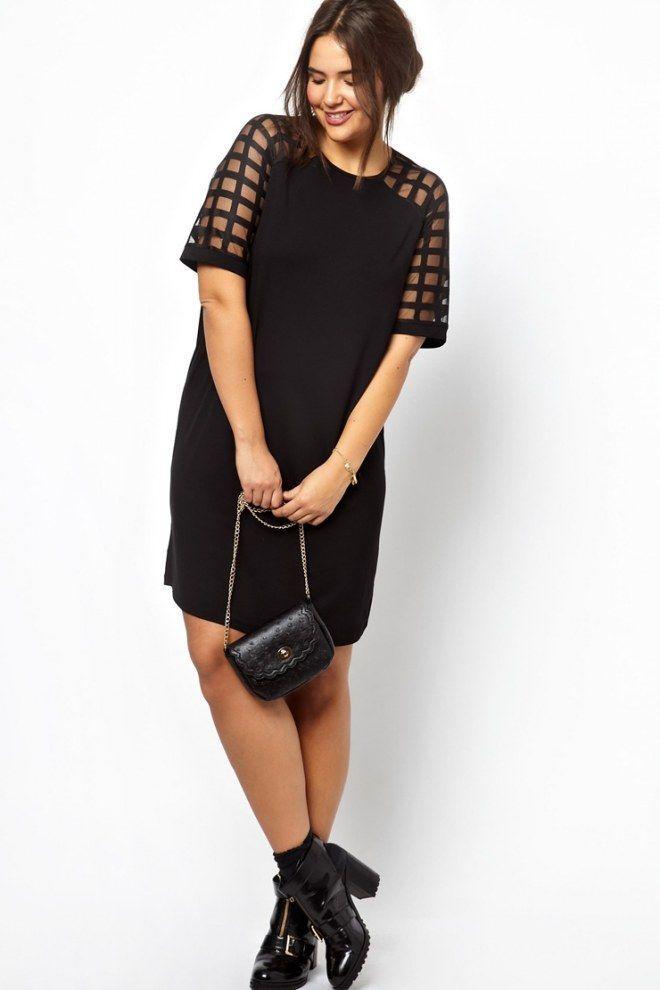 17 meilleures id es propos de robe femme ronde sur. Black Bedroom Furniture Sets. Home Design Ideas