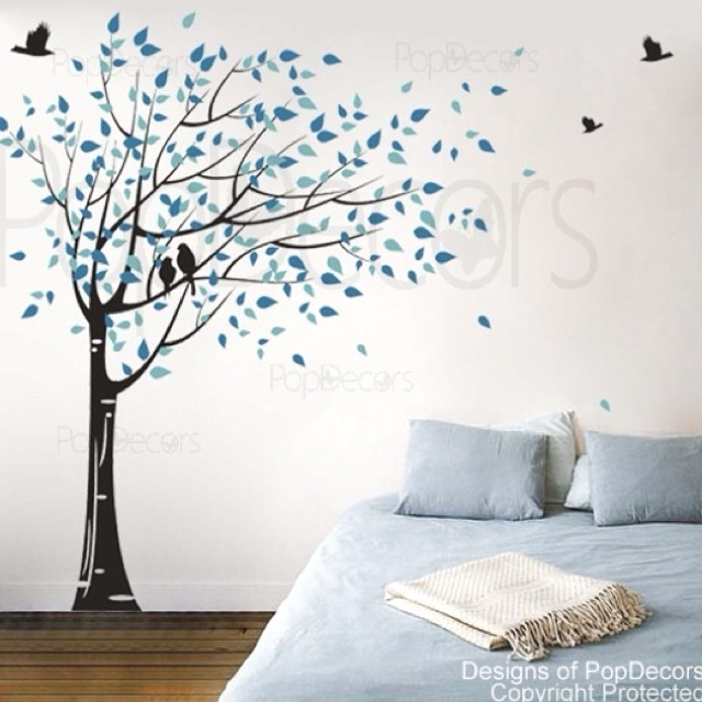 Wall decal for my dining room!