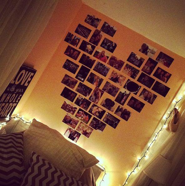 5 Easy DIY Room Décor Ideas! | Her Campus-- Cute ideas on this site