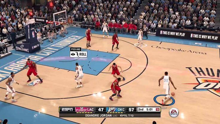 Nba 2k17 PS3 es un juego de baloncesto de la temporada 2017, con las nuevas actualizaciones. Todo lo que necesita saber es que NBA 2K17 es uno de los mejores juegos deportivos. nunca. Los juegos deportivos tienen que ver con la experiencia central, cómo se ve, cómo se siente, cómo controla...