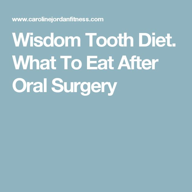Natural Remedies After Dental Surgery