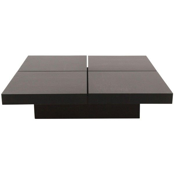 Best 25 Black Square Coffee Table Ideas On Pinterest Dimensions Of Coffee Table Coffee Table