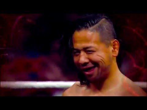 "WWE - ""The Rising Sun"" by CFO$ ► Shinsuke Nakamura NEW Theme Song 