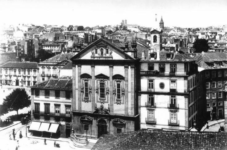 Igreja+dos+Congregados.jpg (1183×784) Meados do século XIX