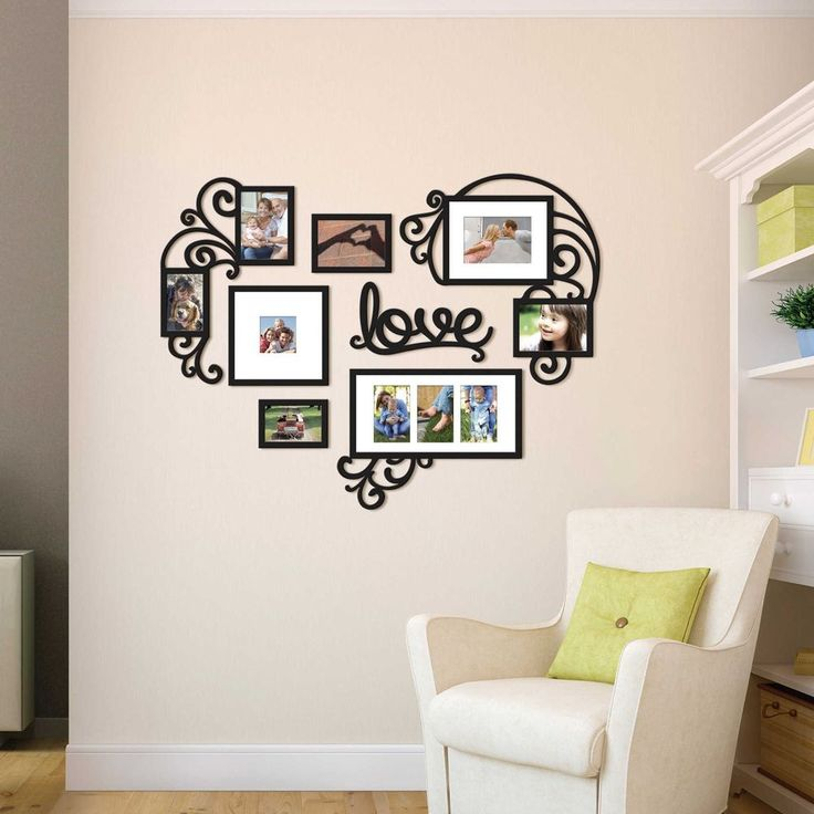 1000 ideas about large collage picture frames on pinterest frames ideas picture walls and. Black Bedroom Furniture Sets. Home Design Ideas