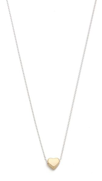 Jules Smith Heart Necklace, Cheap Fashion Necklace,Necklaces under $5 for women and girls online at www.cost21.com