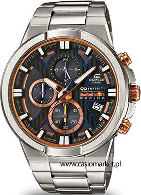 Kolejny piękny zegarek z kolekcji #edifice. Jest to limitowana edycja zegarków #redbull racing :)