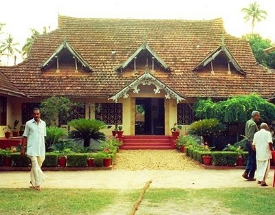 typical Kerala architecture