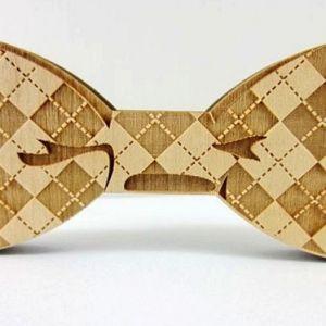 V&J wooden bow ties2