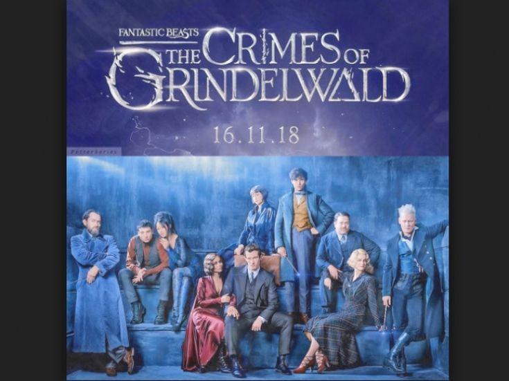 Warner Bros Akhirnya rilis Trailer 'Fantastic Beasts:The Crimes of Grindelwald', Intip Yuk!