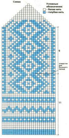 selbu mittens charts | Vantar- diagram, inspiration on Pinterest | 444 Pins