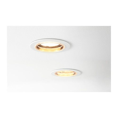 HÄGGUM Recessed spotlight  - IKEA