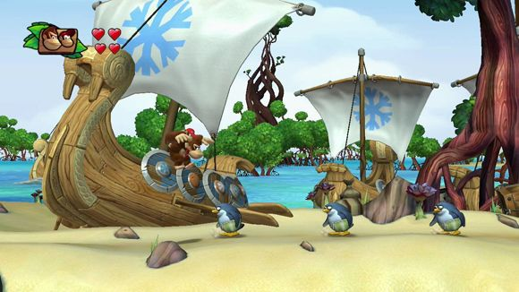 CONCOURS Donkey Kong Country: Tropical Freeze sur Wii U