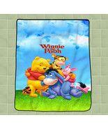 Winnie the pooh new hot custom CUSTOM BLANKET D... - $27.00 - $35.00