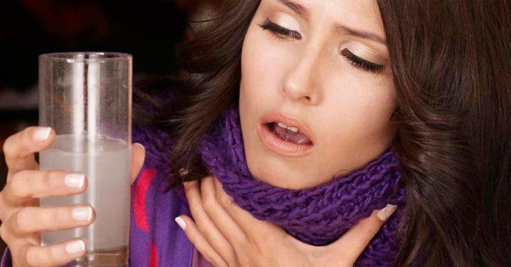 ¡Líbrese del dolor de garganta en poquísimo tiempo! – e-Consejos