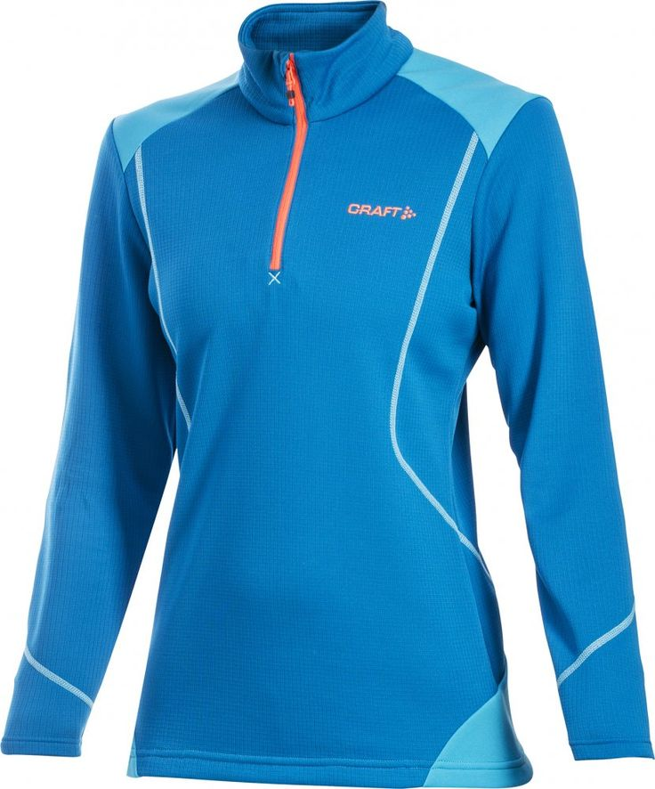 Bluza do biegania Craft Active Shift Free Women (W14), Blue | MALL.PL