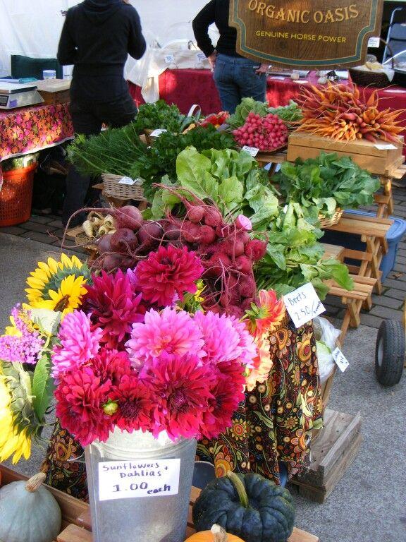 Farmers' Market, Eugene, Oregon