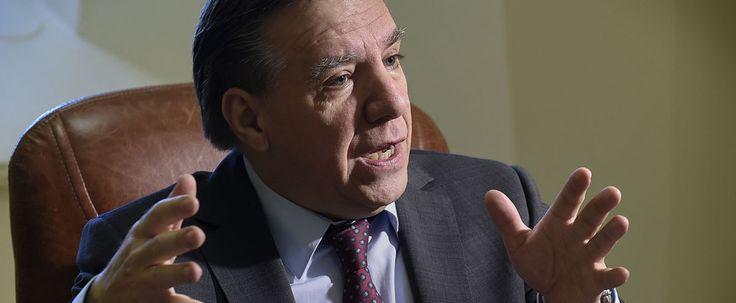 Le chef caquiste a rappelé l'urgence pour le gouvernement de Philippe Couillard de présenter un plan économique viable et crédible.