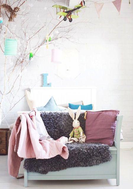 10 pastel kidsrooms...