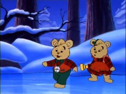 The Bears Who Saved Christmas - English
