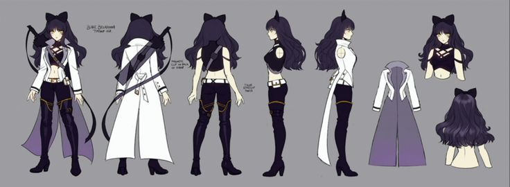 rwby volume 4 concept art blake belladonna rwby pinterest. Black Bedroom Furniture Sets. Home Design Ideas