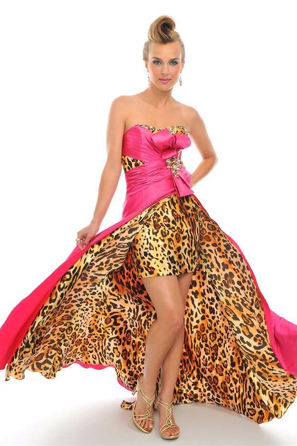 The 25  best Animal print prom dresses ideas on Pinterest | Animal ...
