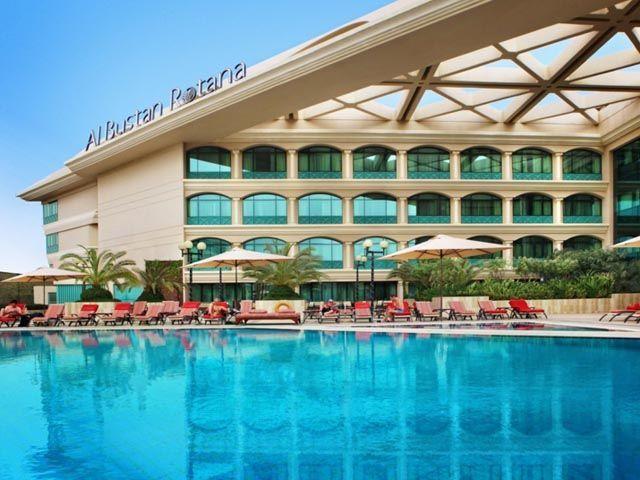Travel   Illustration   Description   Al Bustan Rotana Hotel 5 Stars luxury hotel in Dubai Offers Reviews    – Read More –