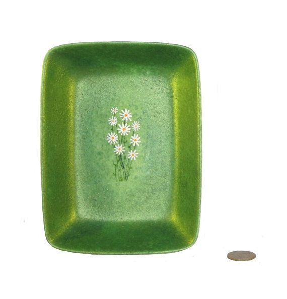 My Last Treasury is Green! by @branchbeads  by Sarah Robertshaw on Etsy