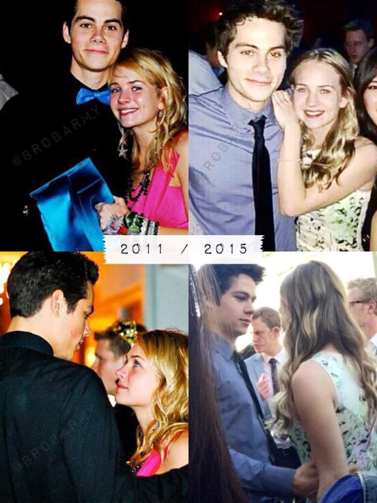 Dylan o brien dating britt