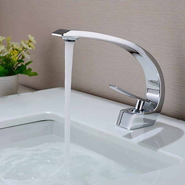 22 best Bathroom images on Pinterest 25th birthday, Basin sink - Moderne Wasserhahn Design Ideen