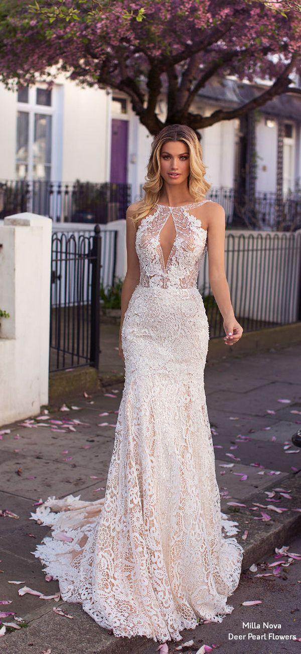 543ac54280b Milla Nova Blooming London 2019 wedding dresses Opra  weddings  dresses   weddingdresses  bridaldresses  weddingideas  weddinginspiration   weddingdresses2019