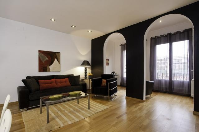 Alquiler de piso en Barcelona : Diputació - Muntaner