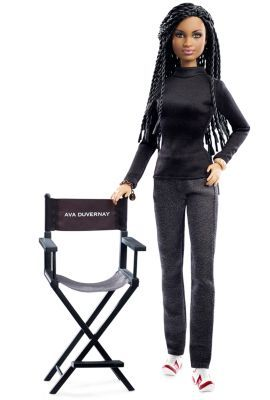 Ava DuVernay Barbie® Doll | The Barbie Collection - Bummer!  It's already sold out!