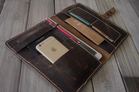 iPad Mini taschen iPad mini Leder-Portfolio Hülle Large