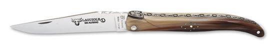 Laguiole en Aubrac - Our production Full handle range Folding knives