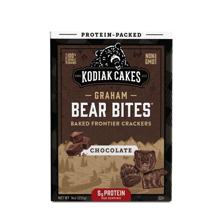 Chocolate bear bites in 2021 chocolate crackers kodiak
