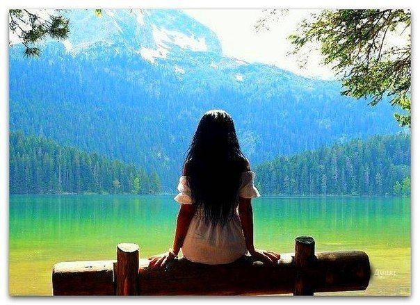 Очень важно научиться никого не держать… Есть рядом хорошие люди — радуйся, нет рядом никого — отдыхай, переосмысливай жизнь... | thePO.ST
