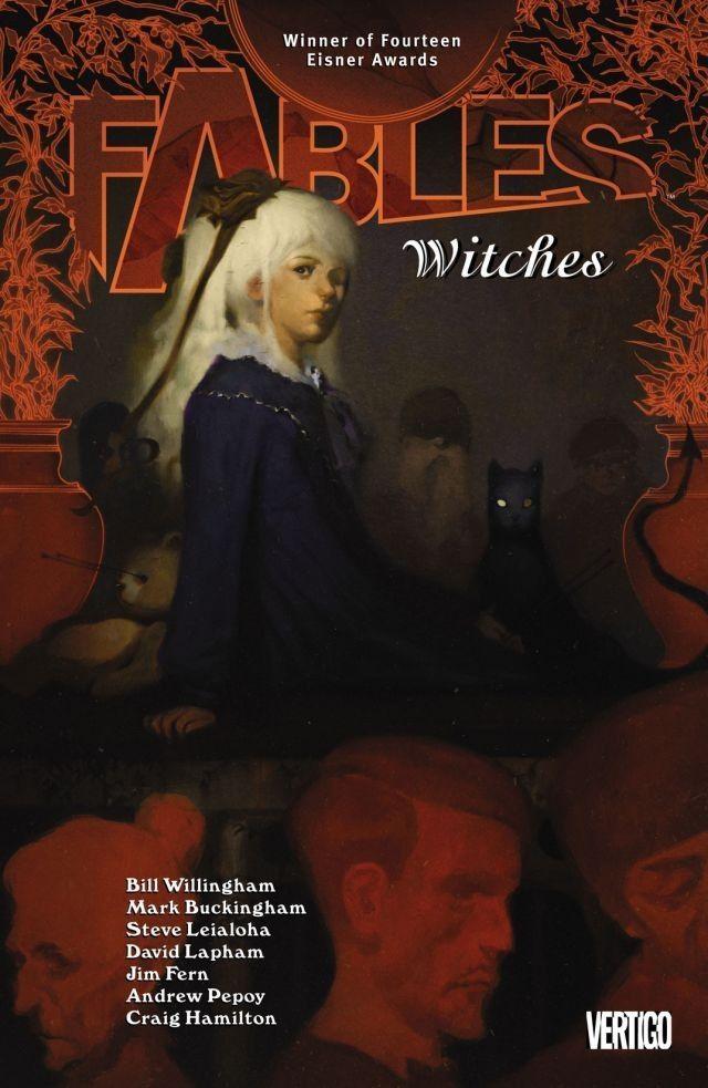FABLES VOL. 14: WITCHES | Vertigo Comics